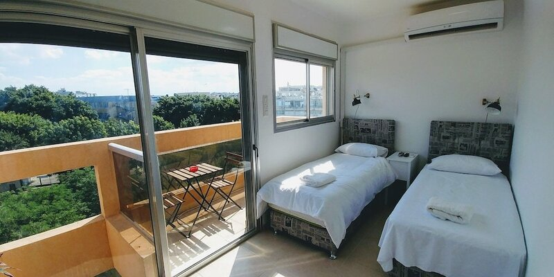 Old Jaffa's Penthouse Hostel