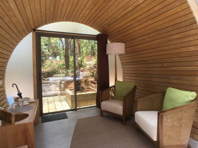Bubble Lodge Bois Chéri
