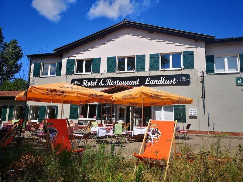 Hotel Restaurant Landlust