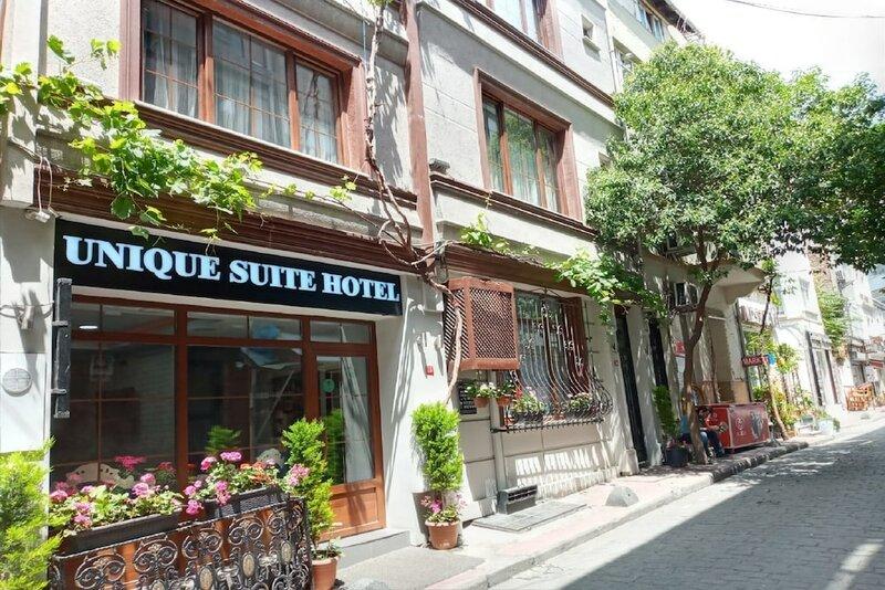 Отель Unique Suite