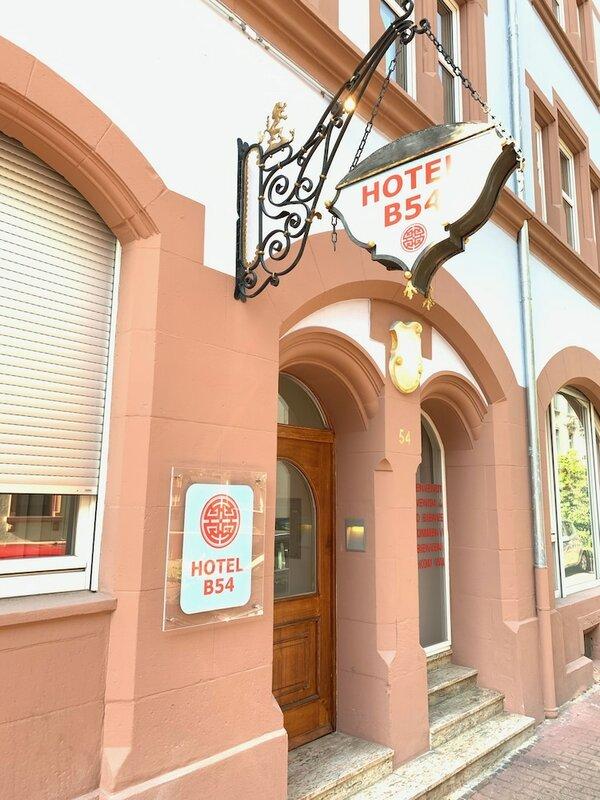 Hotel B54 Heidelberg