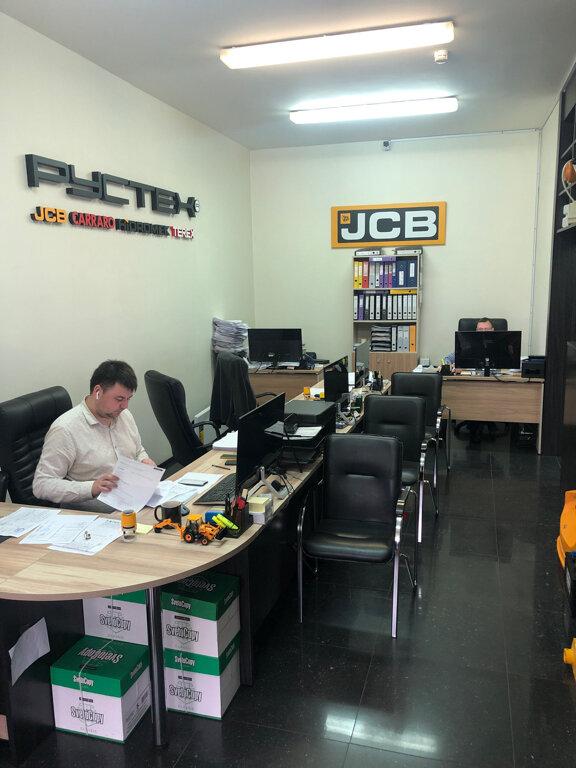 дорожно-строительная техника — Рустех - запчасти для Jcb — Москва, фото №2