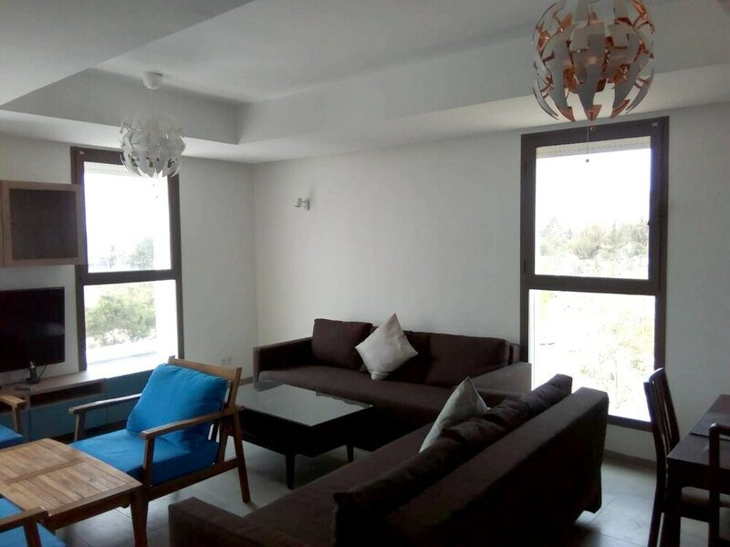 Villa With 2 Bedrooms in Agadir, With Wonderful sea View, Private Pool and Furnished Garden - 100 m From the Beach