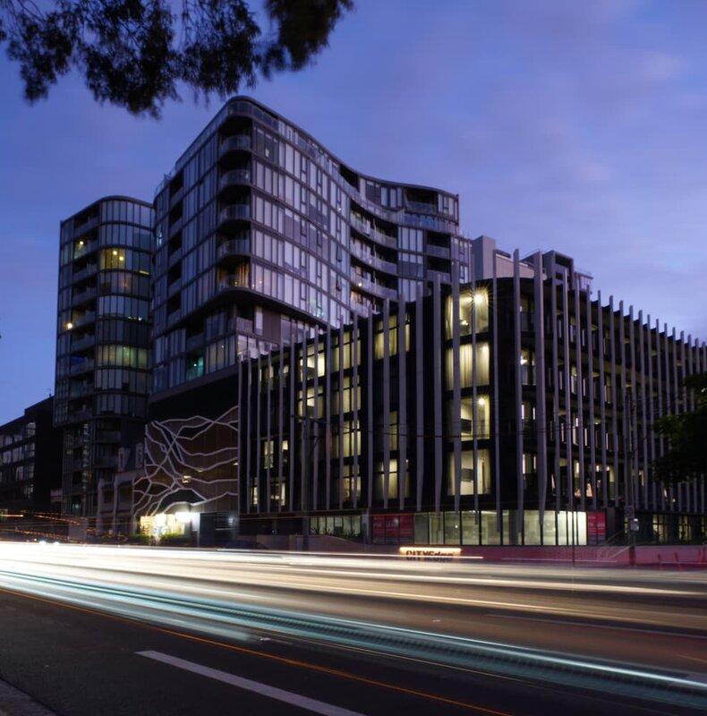 Apartments Melbourne Domain – St Kilda Road