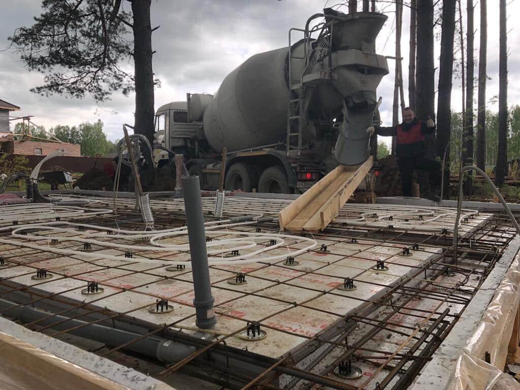 Веста бетон определить производственный состав тяжелой бетонной смеси
