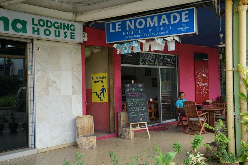Le Nomade Hostel Cafe