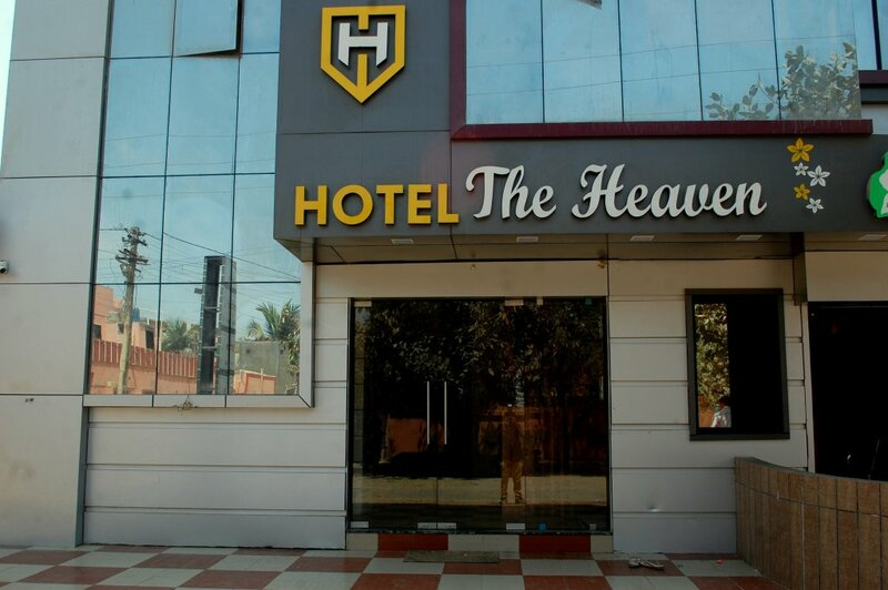 Отель Sky Stays Heaven Dwarka