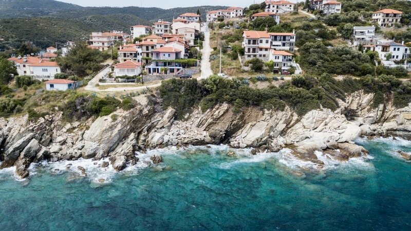 Вилла Zennova № 3 Mount Athos &Sea View