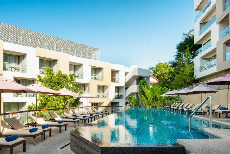 Отель The Andaman Phuket Patong