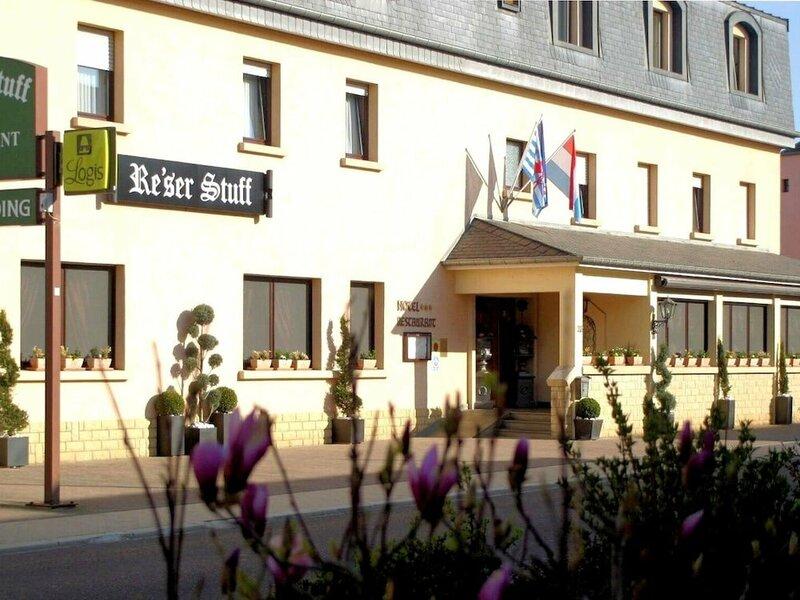 Logis Hotel Re'serstuff