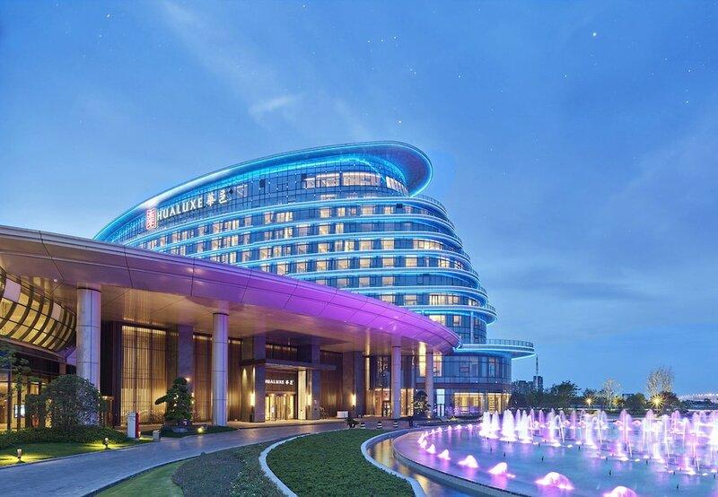 Even Hotels Nanjing Yangtze River