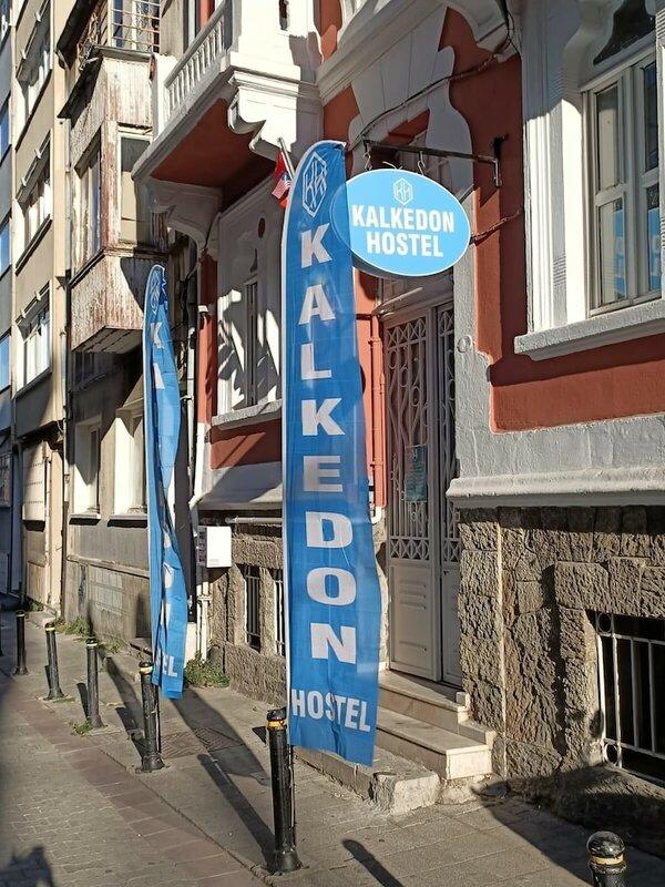 Kalkedon Hostel