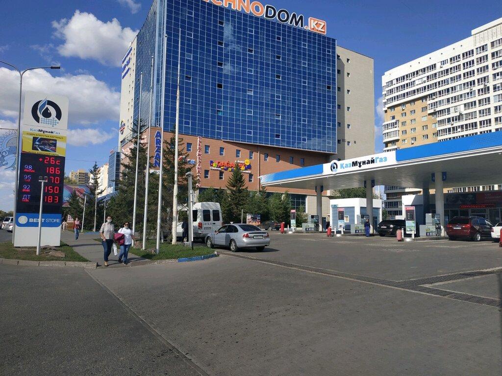 АЗС — Казмунайгаз — Нур-Султан (Астана), фото №2