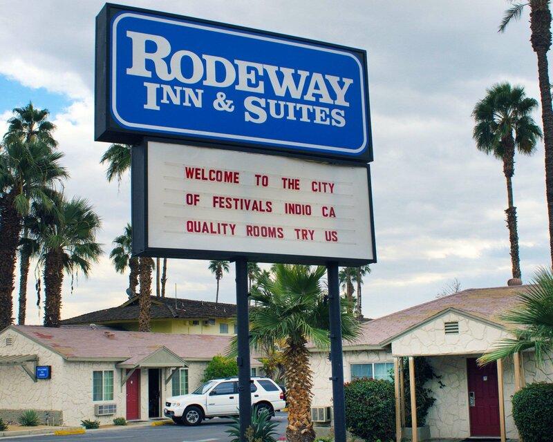 Rodeway Inn near Coachella