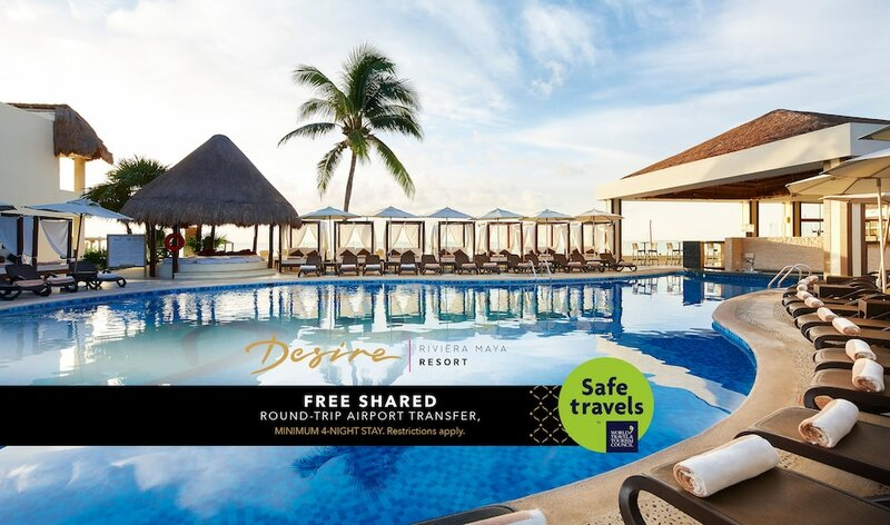 Desire Resort SPA Riviera Maya - Все включено