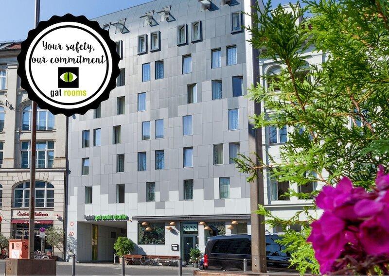 Hotel Gat Point Charlie Berlin