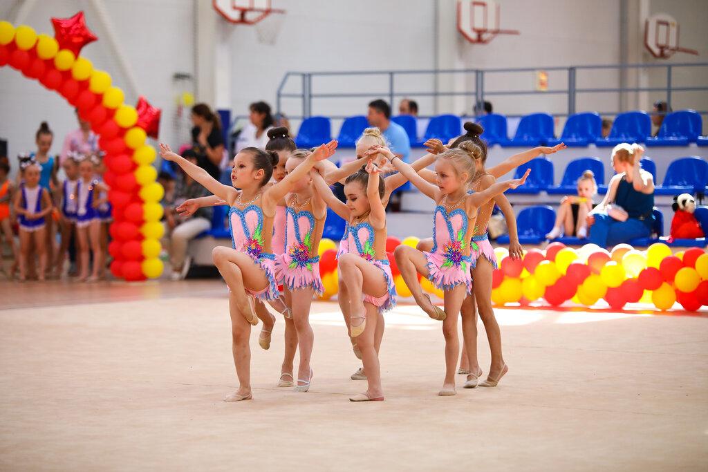 спортивный клуб, секция — Вдохновение — Москва, фото №1