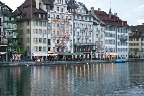 Hotel Pickwick Luzern