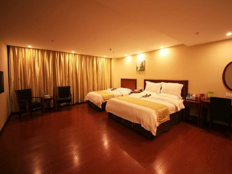 GreenTree Inn AnQing TaiHu County East RenMin Road Cultural Expo Park