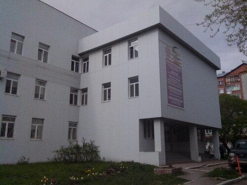 Детская больница на первой речке лаборатория