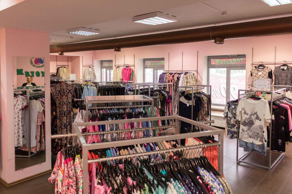 магазин одежды — ТриКотаЖ-Дисконт — Санкт-Петербург, фото №5
