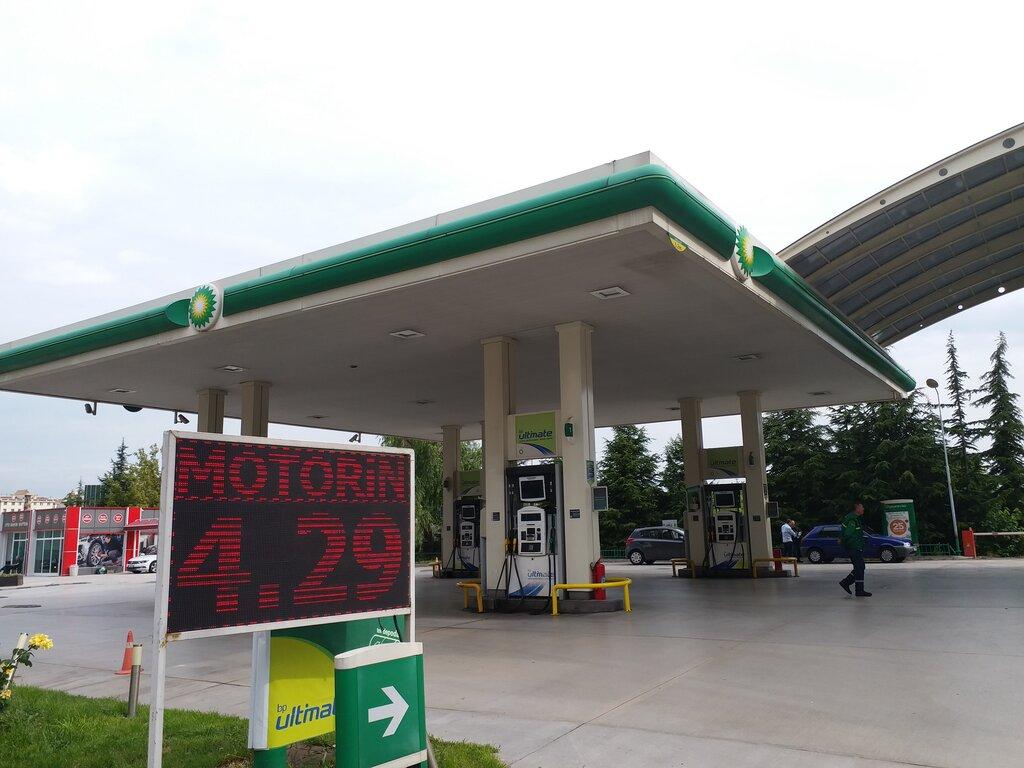 benzin istasyonu — BP — Yenimahalle, foto №%ccount%