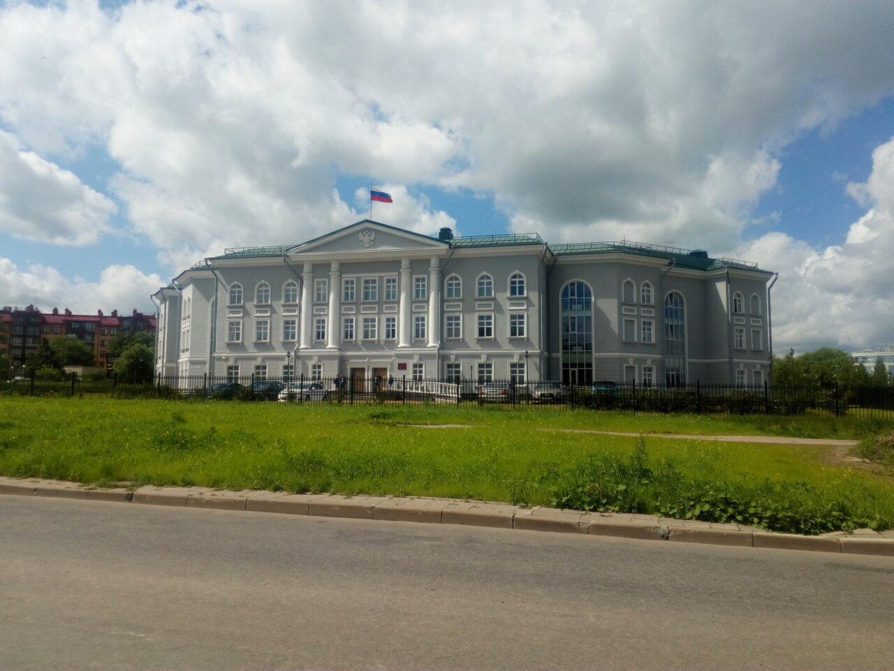 Пушкинский районный суд телефоны