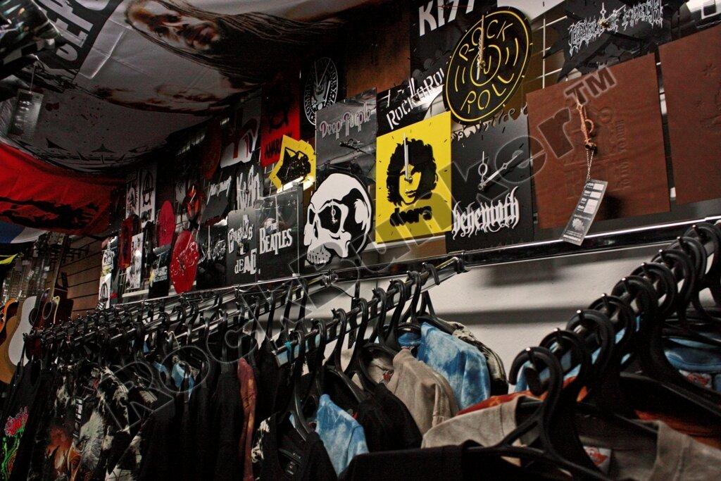 de452523e Рок Бункер - магазин одежды, метро ВДНХ, Москва — отзывы и фото ...
