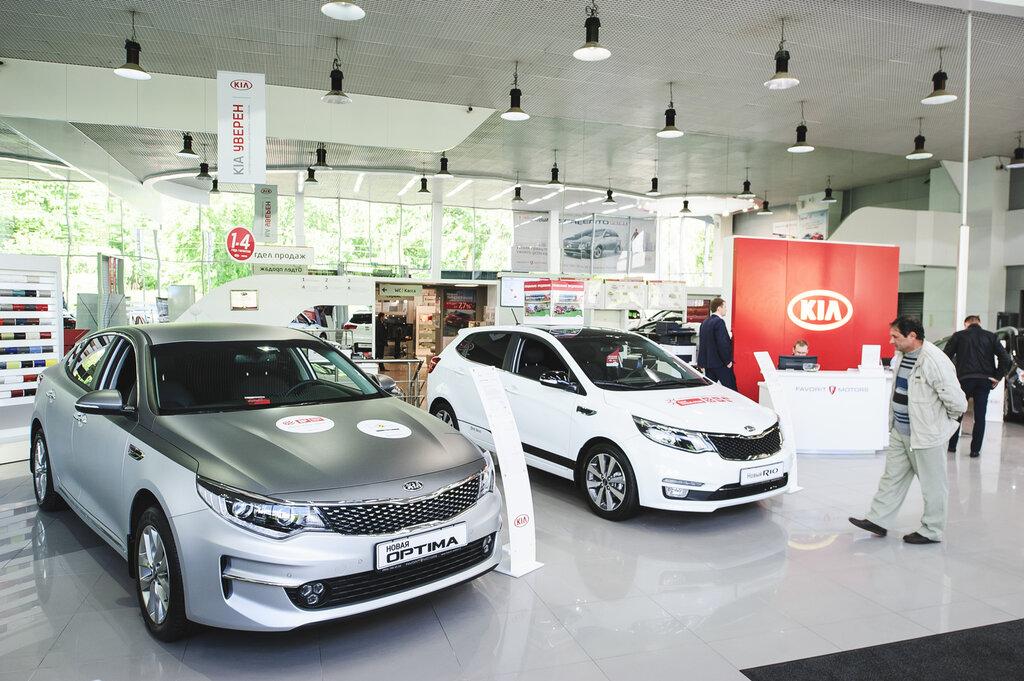 автосалон — Автосалон Favorit Motors KIA Восток — официальный дилер KIA — Москва, фото №4