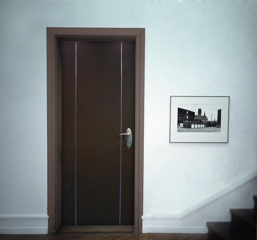 Кухня с коридором без двери фото одежде означал