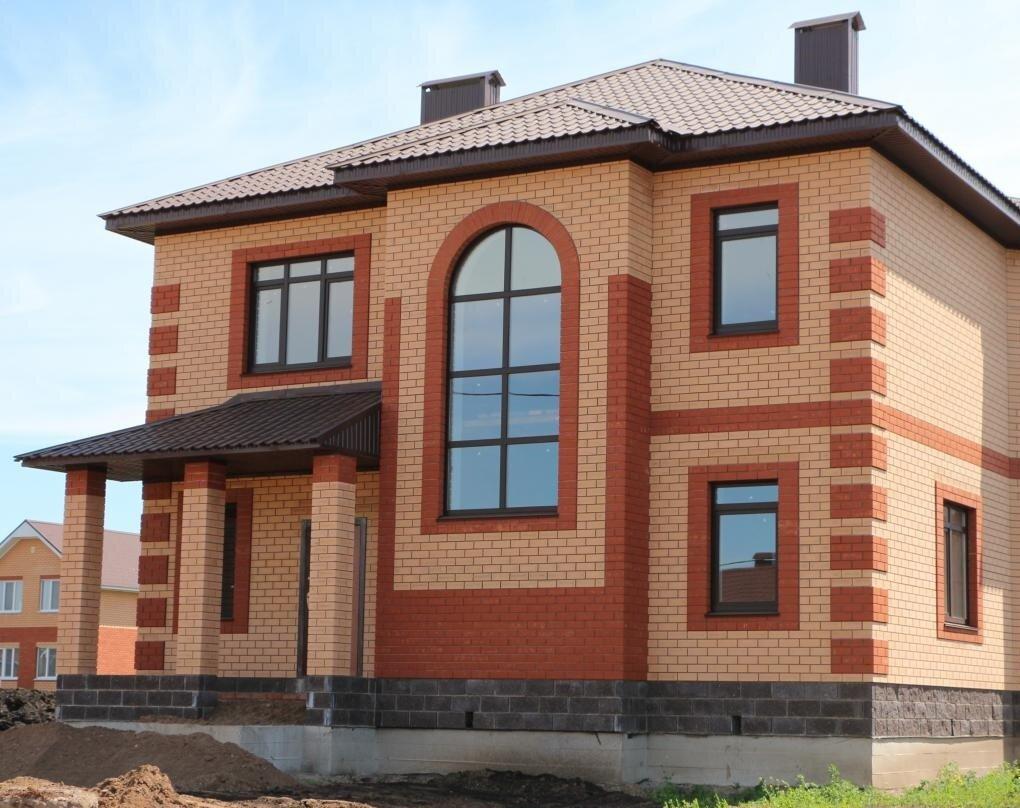 строительство кирпичных домов фото паспорт просрочен