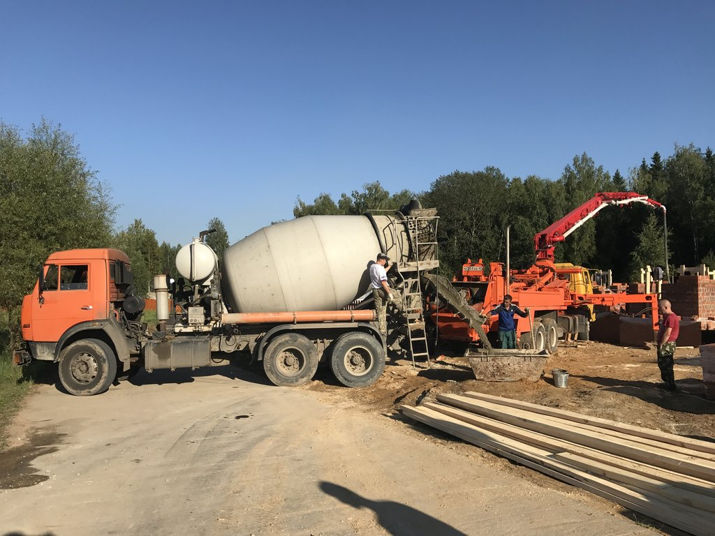 Бетон обнинск завод бетон в тучково