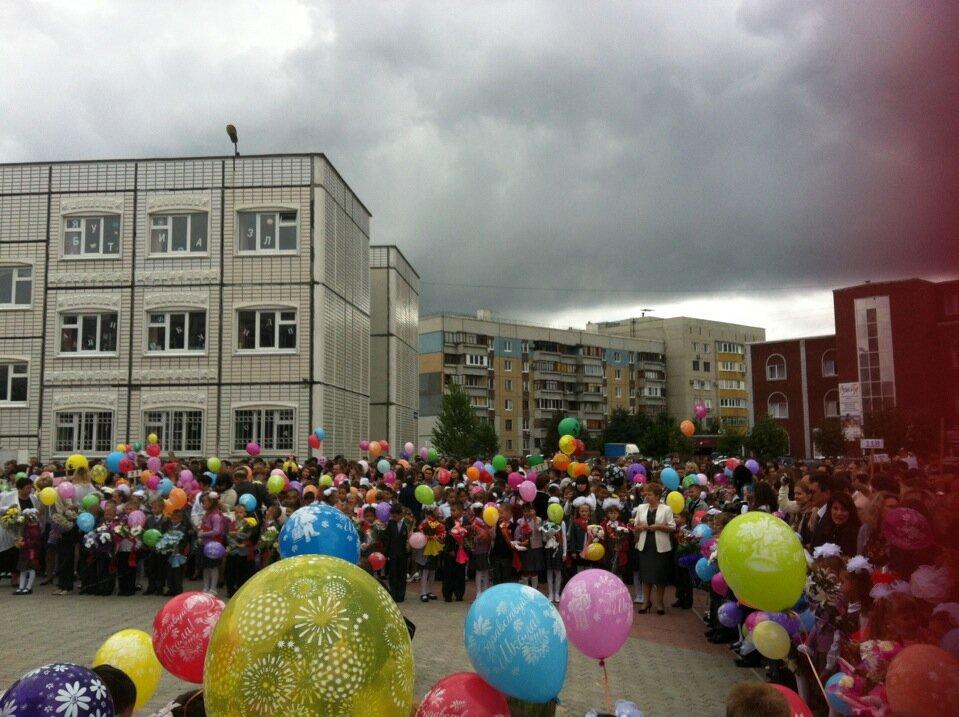 school — Srednyaya obshcheobrazovatelnaya shkola № 93 — Togliatti, photo 1