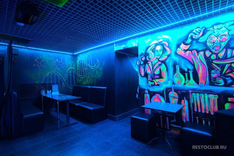 pub, bar — Bar Laboratoriya 31 — Saint Petersburg, фото №6