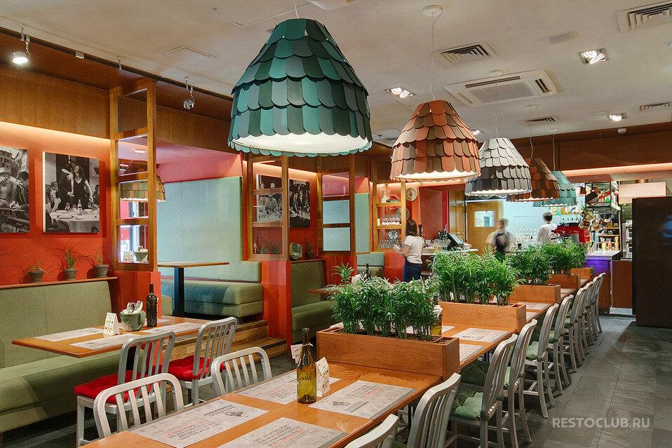 restaurant — Italy restaurant — Saint Petersburg, фото №10