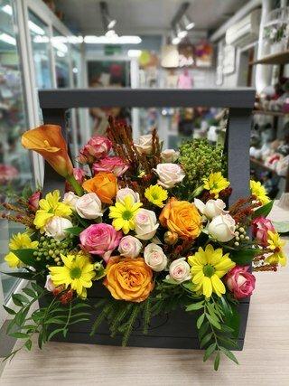 Где купить цветы балашиха круглосуточно