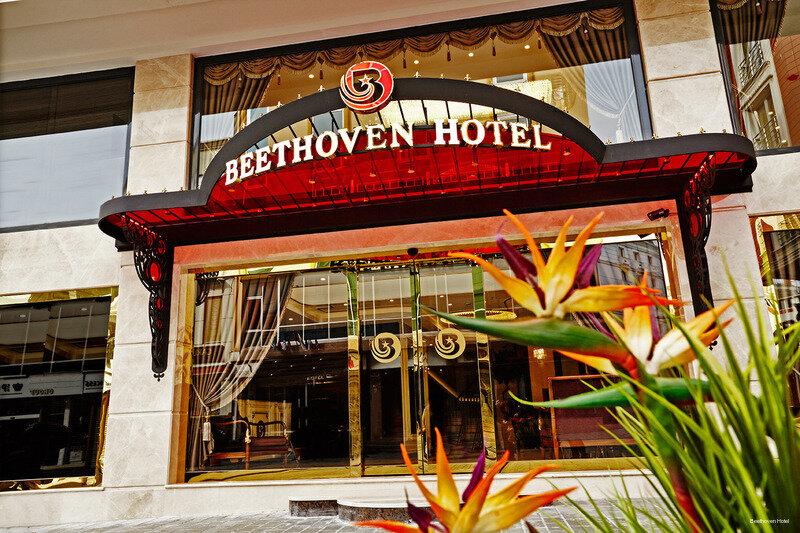otel — Beethoven Hotel — Fatih, foto №%ccount%