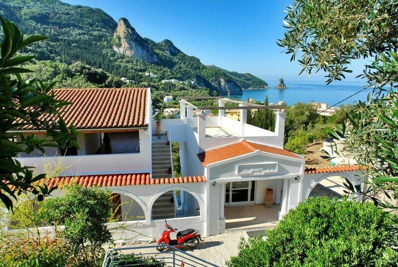 Panorama Hotel Corfu Island
