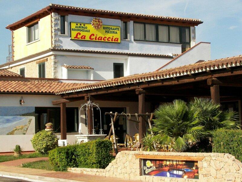 Отель La Ciaccia