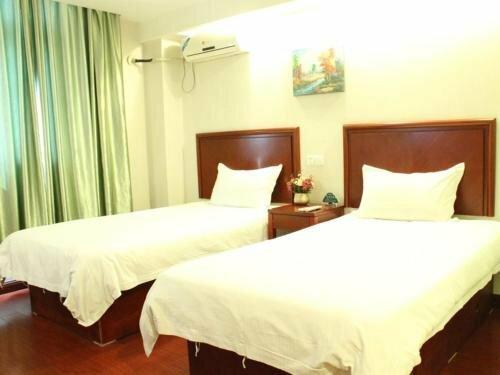 Greentree Alliance Anhui Hefei Economic Development Zone Mingzhu Square Hotel