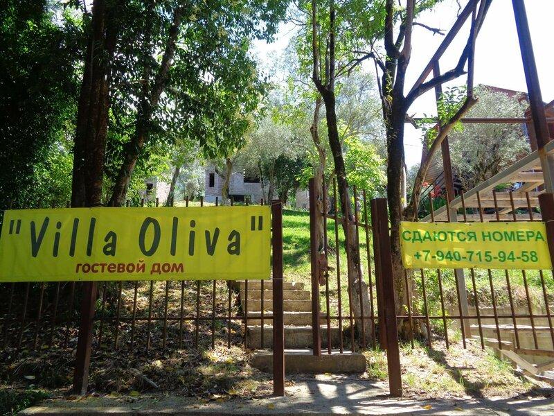 Вилла Олива