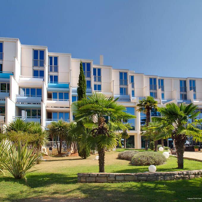 Valamar Rubin Hotel