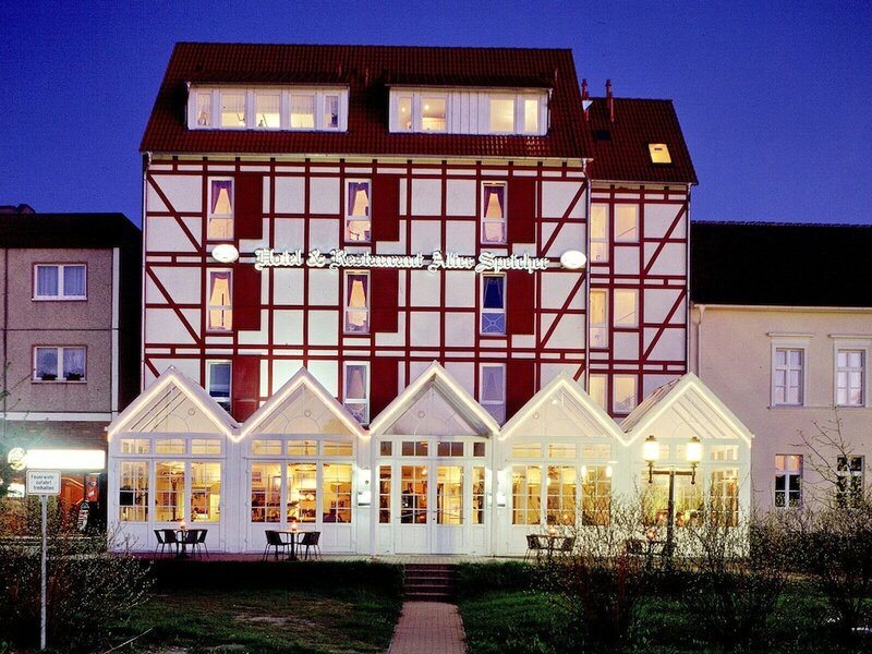 Hotel & Restaurant Alter Speicher