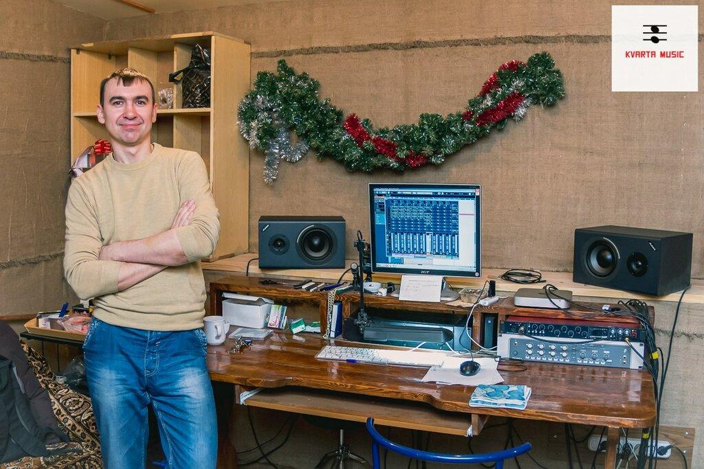студия звукозаписи — Студия звукозаписи Кварта Music — Тольятти, фото №1