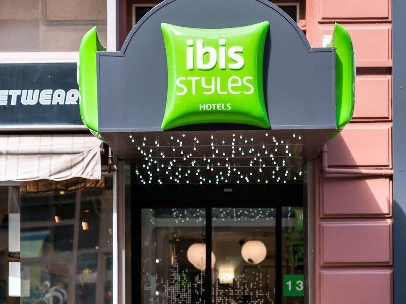 Ibis Styles Strasbourg Centre Gare Hotel