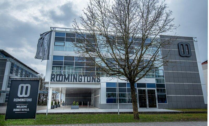 Roomingtons Munich Airport