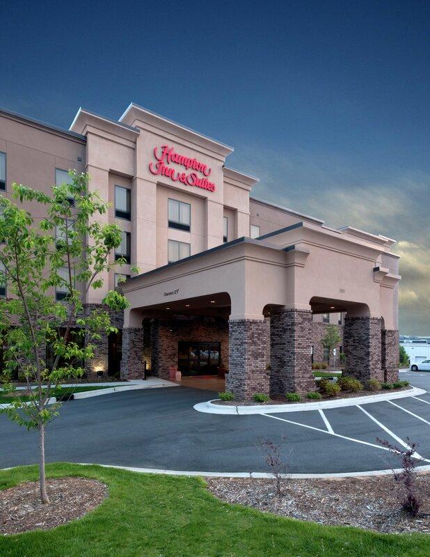 Hampton Inn & Suites Winston-Salem/University Area, Nc