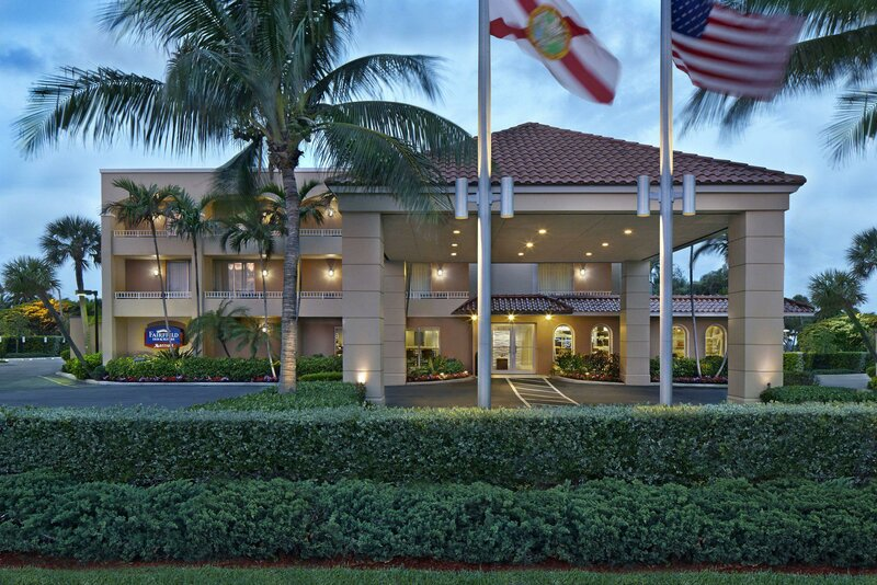 Fairfield Inn And Suites by Marriott Palm Beach