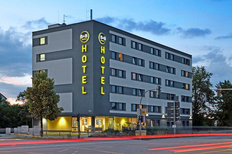 B&b Hotel Regensburg