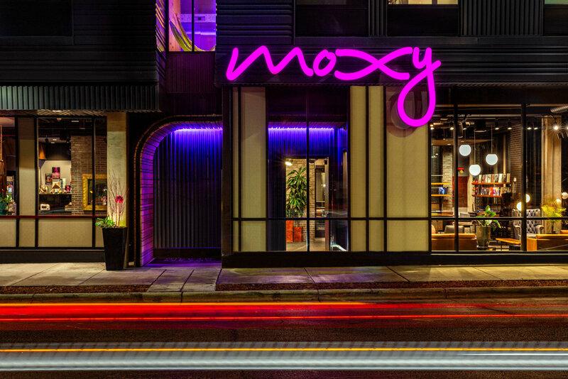 Moxy Minneapolis Uptown